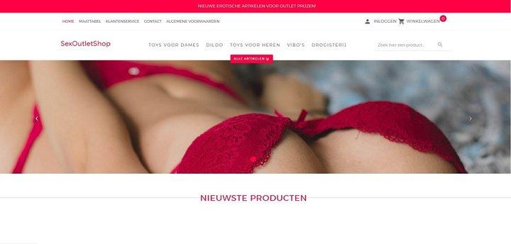 SexOutletShop.nl